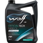 Wolf Official Tech 5W-30 C3 5л